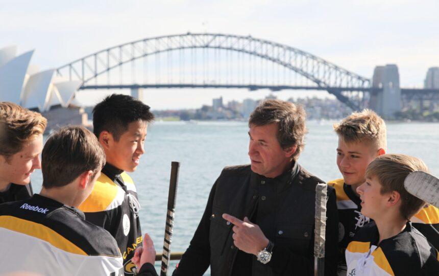 Wayne Gretzky – A Proud Canadian