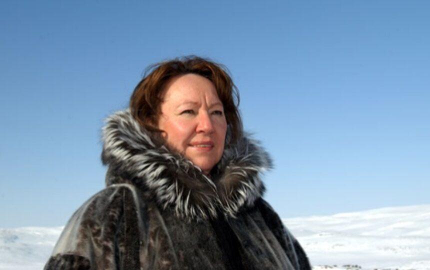 It's not just about the polar bears: Sheila Watt-Cloutier