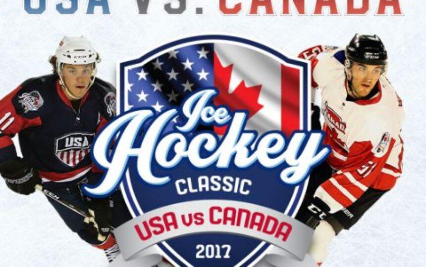 Le hockey et le Canada: une parfaite association