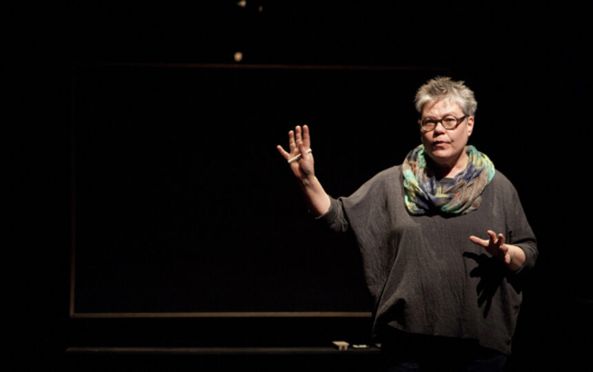 Sea Sick: Alanna Mitchell's drive to democratise science