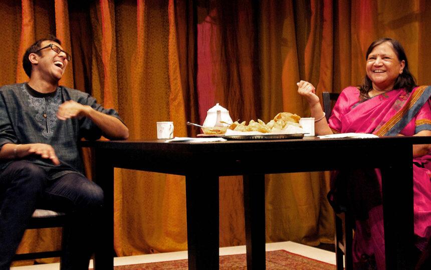 Ravi Jain and 'A Brimful of Asha'